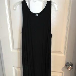 Old Navy cotton swing dress
